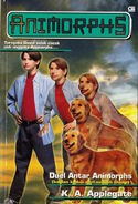 Animorphs book 21 indonesian cover