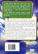 Book 26 back cover scholastic edition