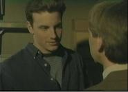 Tom talking to Chapman
