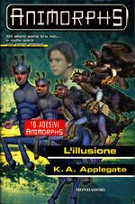 Animorphs 33 illusion italian cover