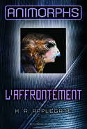 Animorphs 3 the encounter french 2011 cover