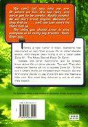 Animorphs 14 unknown back cover scholastic edition