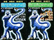 Visser Vietnamese covers Bộ đặc biệt VI and VII