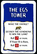EGS tower card animorphs invasion game