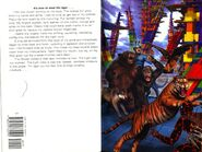 Animorphs 26 the attack inside cover and quote