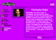 Christopher Ralph nick.com bio