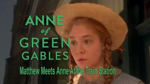 Anne of Green Gables (1985) - Matthew Meets Anne at the Train Station