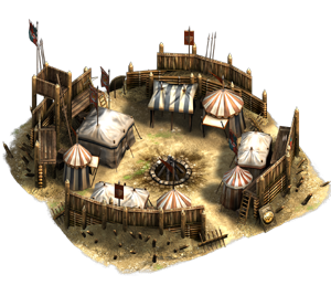 Large Military Camp Anno 1404 Wiki Fandom Powered By Wikia