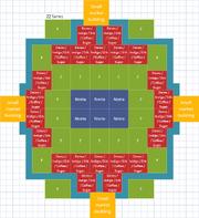 Noria exploit layout - 5 field farms
