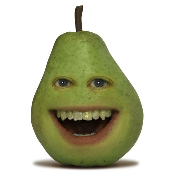 annoying orange toys pear - photo #8