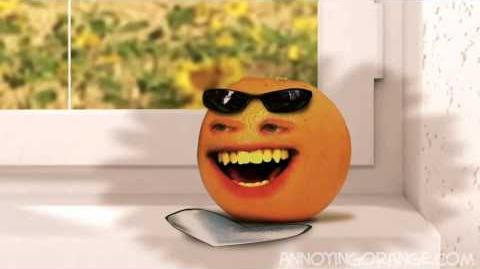 Annoying Orange - Flower Power!