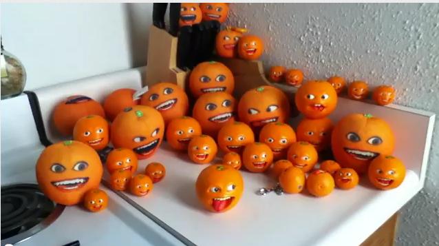 Toys Orange 97