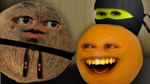 Annoying Orange Kung Fruit