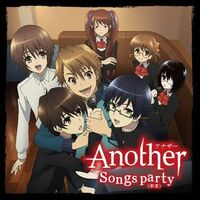 Another Character Song Album - Songs party