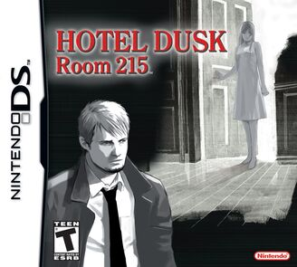 Holet Dusk US Cover