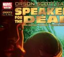 Speaker for the Dead (Comic Book)