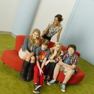 ANT Farm Season 3 Cast