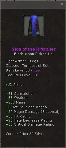 Gida of the riftcaller