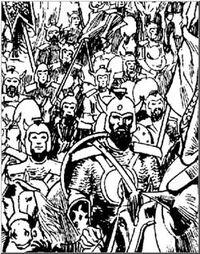 Nemedian knights