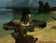 Acheronian Dagger