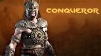 CLASSES Soldier- -Conqueror 03text