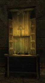 Shrine mitra
