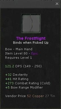 The frostflight