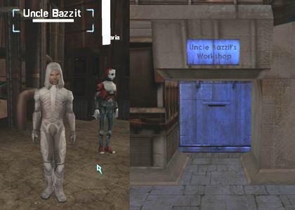 Uncle bazzit