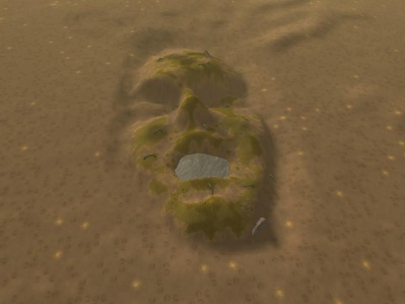 Aegean the face