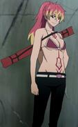 Shura's full body appearance