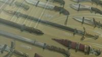 Blood-Sucking Weapon