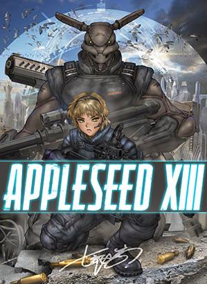 Appleseed XIII Online Completa