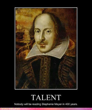 William-shakespeare-pwns-stephenie-meyer
