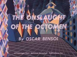 Octomen title