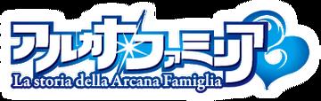 La storia della Arcana Famiglia Logo