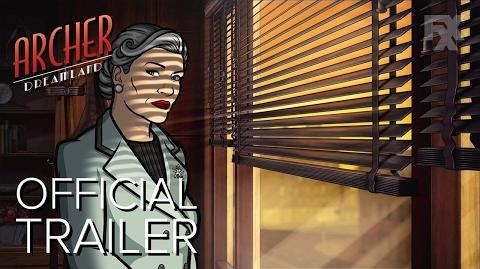 Rough Night Archer Season 8 Official Trailer FXX HD-0