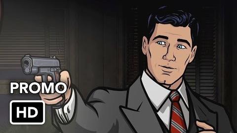"Archer Season 8 ""Just Say Noir"" Promo (HD)"