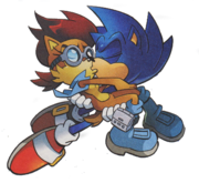 Sonic Sally