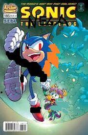Sonic Nega's Comic starring Mina Mongoose