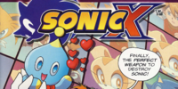 Archie Sonic X Issue 5