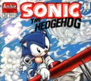 Archie Sonic the Hedgehog Issue 57