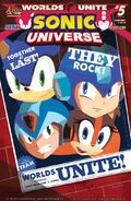 Sonic Universe Issue 77 Variant 1
