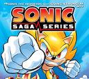 Sonic Saga Series Volume 2