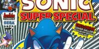 Sonic Super Special Magazine Issue 7