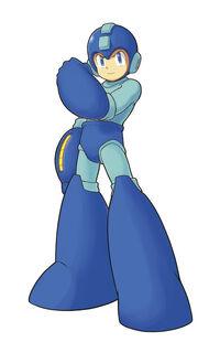 Mega Man Profile