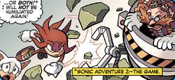 Sonic Adventure 2 History