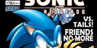 Archie Sonic the Hedgehog Issue 178