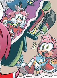 ZERO and Amy