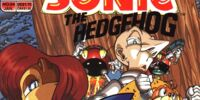 Archie Sonic the Hedgehog Issue 54