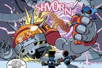 Eggman returns with Metal Sonic